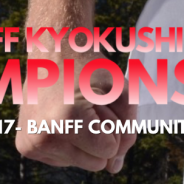 2017 BKKC KATA, KUMITE,  SILENT AUCTION, SOCIAL, TRAINING